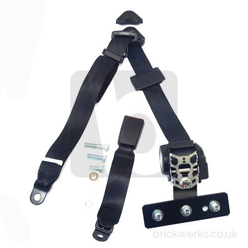 Seat Belt Kit - T3 / Rear / Right
