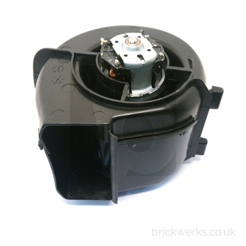 VW T3 T25 Type 25 Vanagon Front Heater Motor And Fan