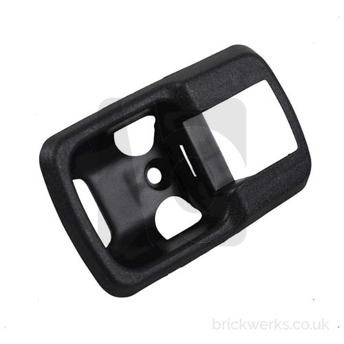 Interior Door Handle Surround - T3 / Caddy / Black