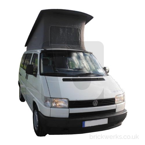 "Roof Canvas - T4 Westfalia ""Early"" Grey"