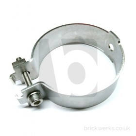 Fuel Filter Clamp - T3 | T4 / Petrol / Stainless