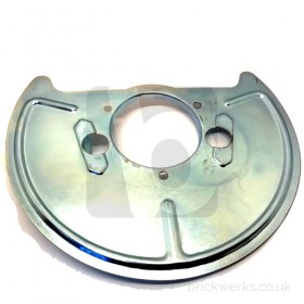 Brake Back Plate - T3 / Front / Late / Left / Alternative