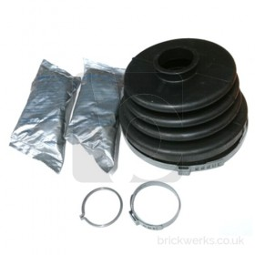 CV Boot Kit - LT 4x4 / Front / Outer