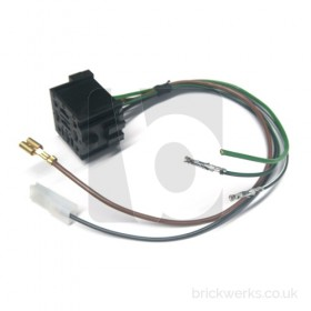 Wiring Set - T3 / Comfort Indicators / Late Fusebox
