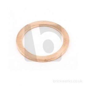 Sealing Washer - M10 / Copper