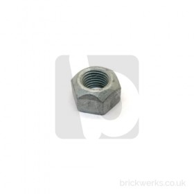 Self Locking Nut - M10x1.5 | 10.9 | Zinc Flake