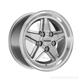 Alloy Wheel - Ronal R9 / 7x15 / ET23