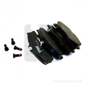 Brake Pad Set - T3 / Front / Late
