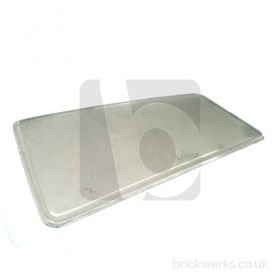 Double Glazed Window - T3 Tailgate GREY