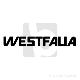 Sticker - T3 / Westfalia / Roof / Black